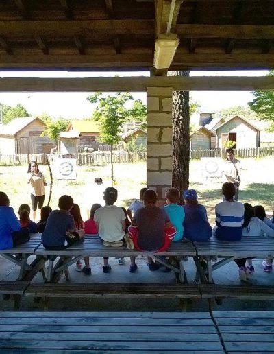 Actividades Campamentos