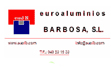 Logo Euroaluminios Barbosa
