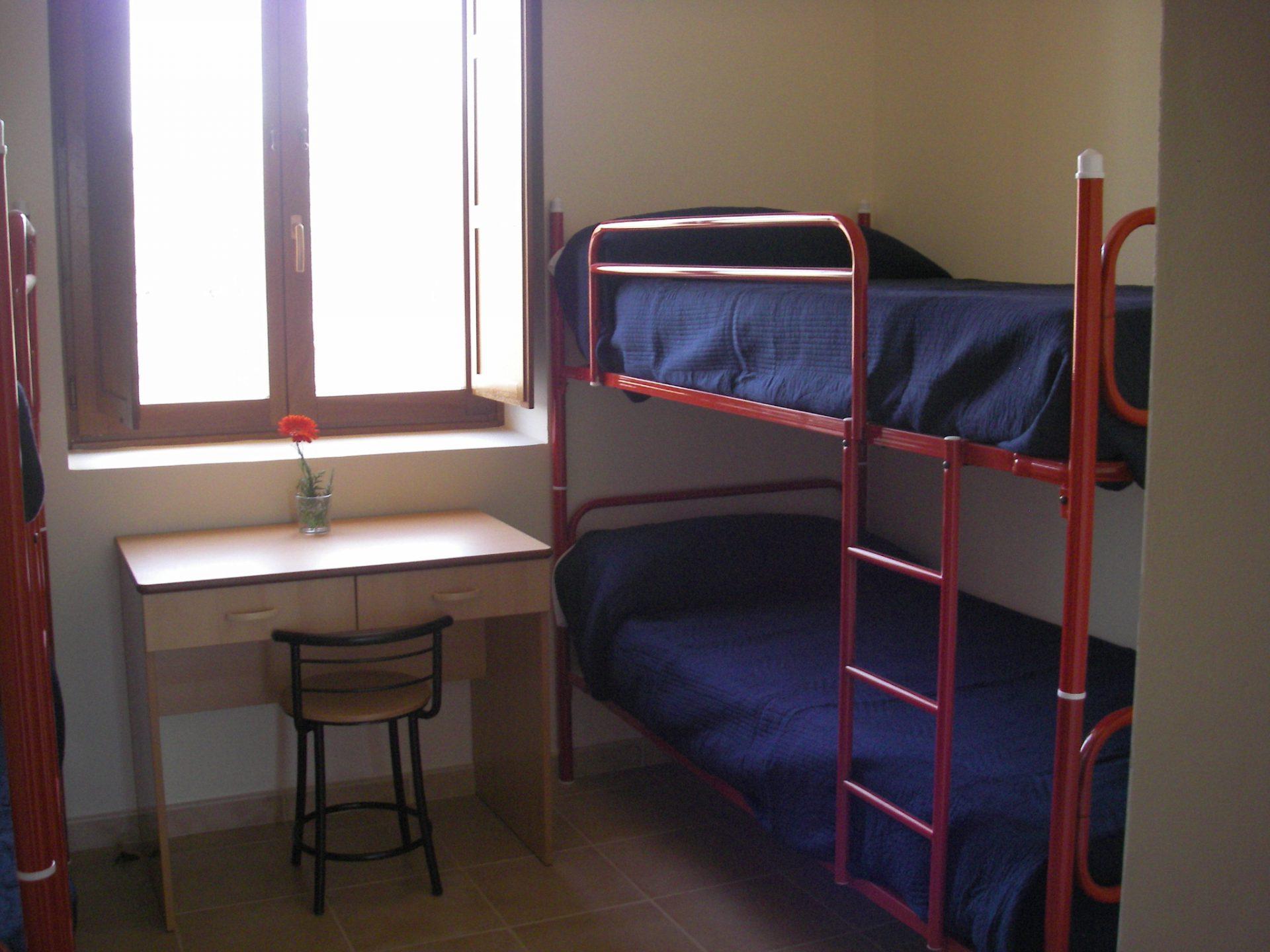 Habitaciones con litera