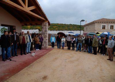 En 2010 se inaugura el Centro de Fauna
