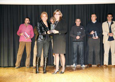"""Premio Caja España de """"Medio Ambiente"""" 2008"""