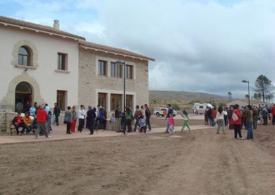 Encuentro de padrinos en 2007