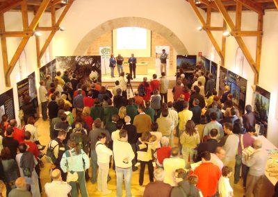 Encuentro padrinos en 2008