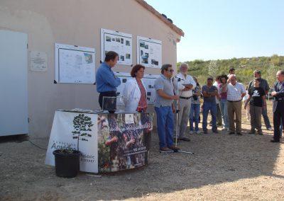 Encuentro padrinos en 2009